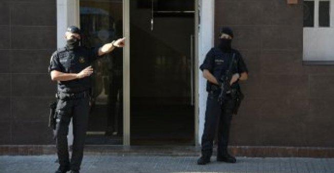 Spanish police treat knife assault near Barcelona as 'terrorist attack'