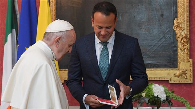 Papal visit to Ireland dominated by calls for action on church abuse
