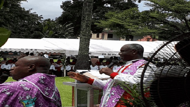 Anglican diocese of Cameroon celebrates ten years