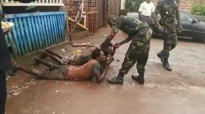 Southern Cameroons War: Ambazonia Group kills two soldiers in recent attack