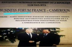 France-Afrique: Macron knows Biya will be president after October 7