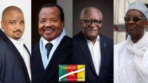 October 7: Biya facing political amateurs