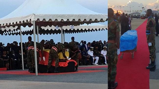 Ghana receives Kofi Annan's remains ahead of funeral