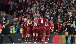 Liverpool start Champions League with brilliant 3-2 victory over PSG