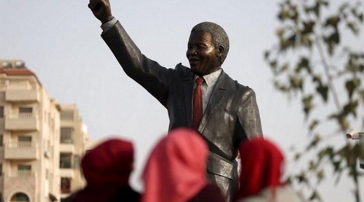 Nelson Mandela statue to be erected at U.N. headquarters