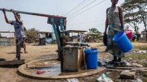 Cholera outbreak kills nearly 100 in Nigeria