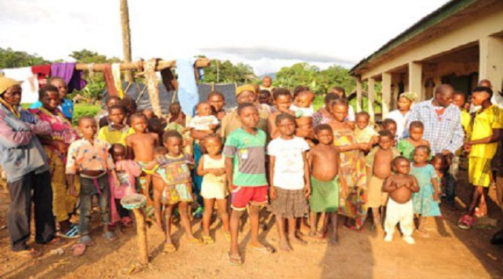 233 Ambazonian children killed by the Rapid Intervention Battalion in three months