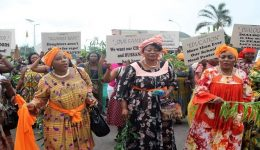 Courageous women work to end Cameroon's Anglophone crisis