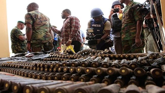 Biya regime says 150 former Boko Haram fighters drop arms in Far North region