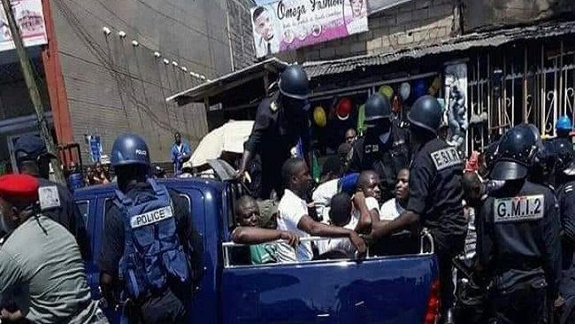 Douala: Dozens arrested for disregarding COVID-19 guidelines