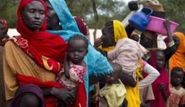 UN says abducted girls in South Sudan lined up to be picked as 'wives' for rebels