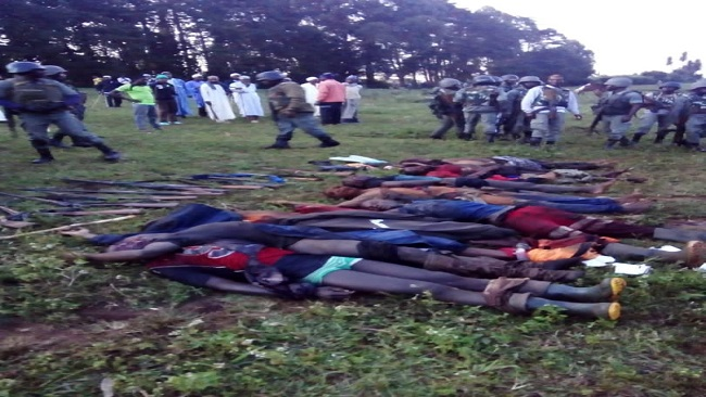 Genocide Warnings for Biya and French Cameroun