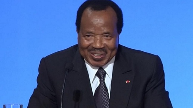 Pressure on Biya to release student
