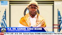 Acting President Sako's Leadership: The emblem of Southern Cameroons Suffering and Pain
