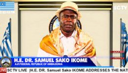 Southern Cameroons: There are reasons why the disgraced Amba leader needs money