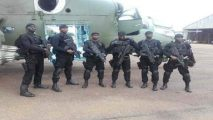 French Cameroun army using helicopters and machine guns in Southern Cameroons