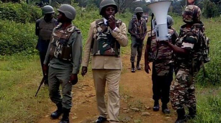The Holy Spirit, Biya's DO and Amba Fighters in Ndian County: The AGBAW-EBAI DEBATE