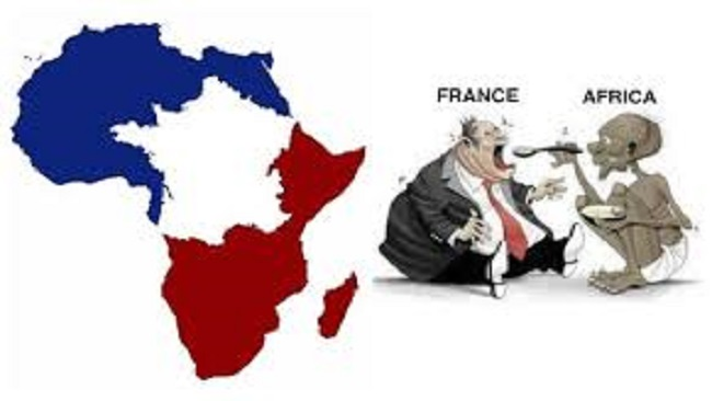 Africa Pays Approximately 400 Billion Euros Annually to France