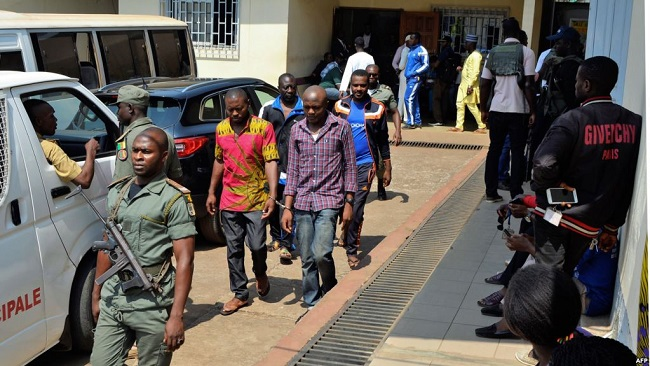 Freed Ambazonians ask for release of President Sisiku Ayuk Tabe including top aides