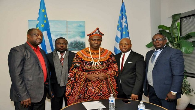 The Interim Government of Ambazonia: By the peoples' will