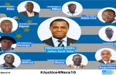 Poems From Ambazonia: Has Anyone Here Seen Them, Our Leaders