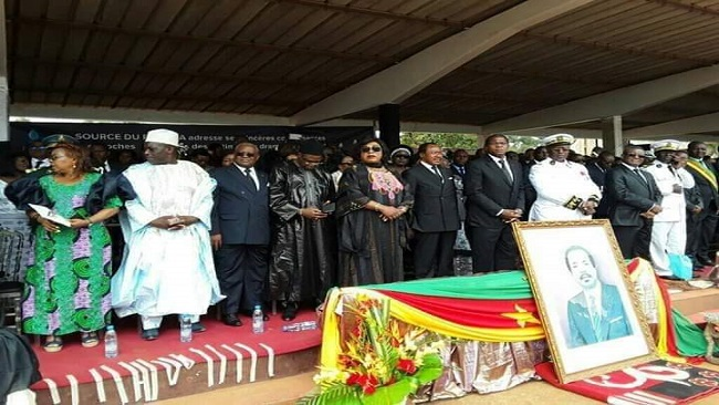 It looks like Paul Biya's judgment day has finally come