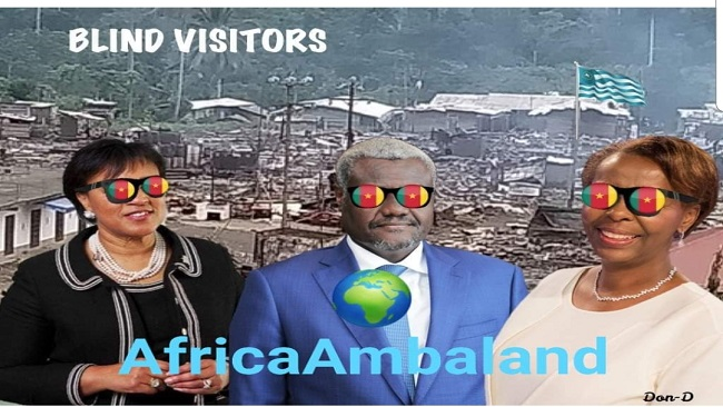Southern Cameroons Crisis: Head of Commonwealth and AU Secretary General on joint peace mission to Cameroon