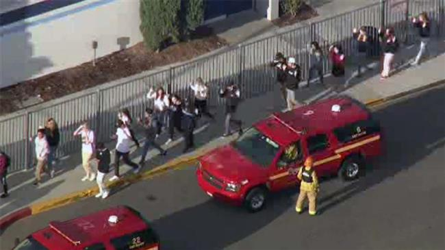 US: 7 people shot at high school near Los Angeles