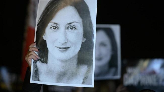 Maltese tycoon re-arrested in journalist murder case