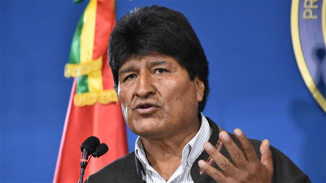 Bolivia: President Morales calls new vote in outstanding concession
