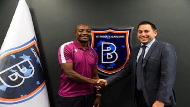 Webo lands coaching job at Turkish Super Lig club Istanbul Basaksehir