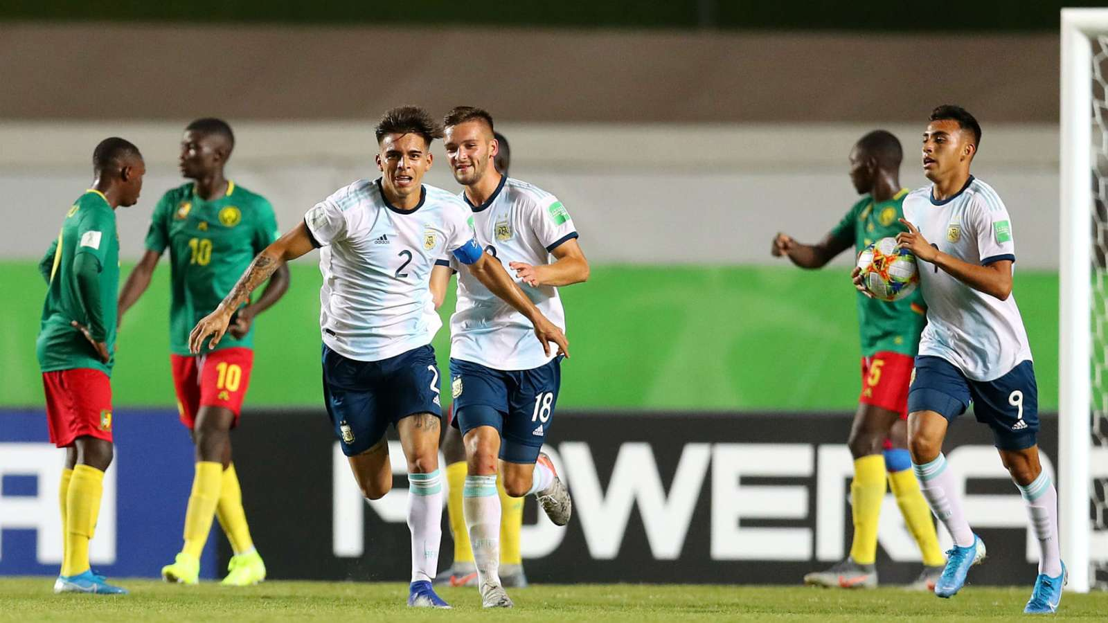 U17 World Cup: Cameroon sent packing after losing to Spain