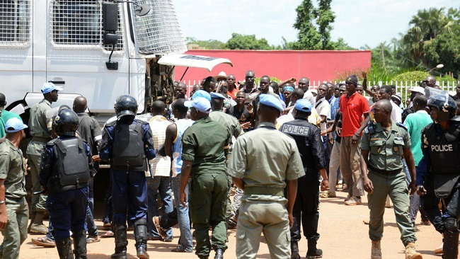At least 30 killed in clashes between militia, traders in Central African Republic