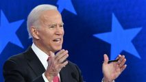 Race For the White House: Biden says 'I'm running to restore the soul of America'