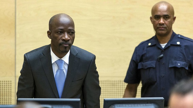 Former Ivory Coast political leader Blé Goudé says sentenced in absentia to 20 years jail