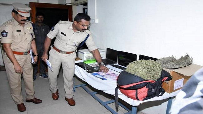 India: 2 Cameroon nationals among five held for online fraud