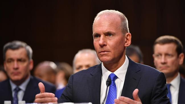 US: Boeing fires CEO Muilenburg as 737 MAX crisis deepens