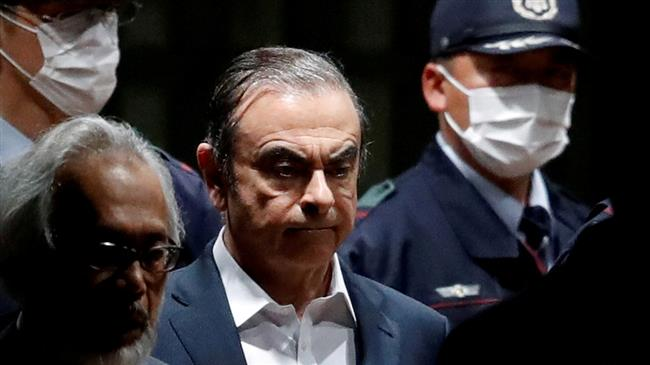 Ex-Nissan boss flees Japan to Lebanon