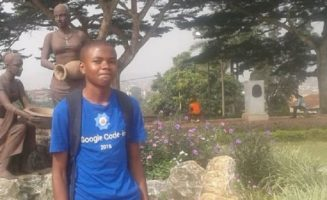 Google coding champion whose Southern Cameroons hometown is lower off from the web