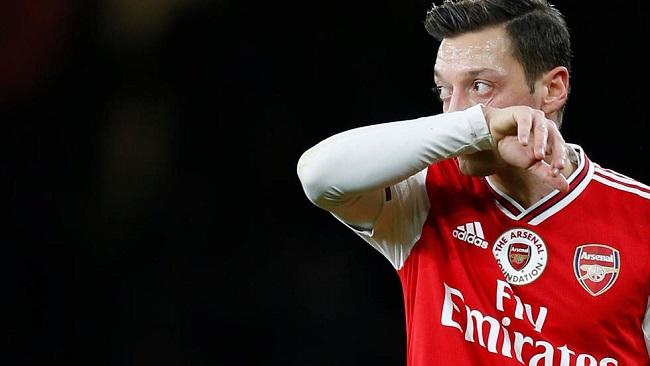 China media warns Arsenal of 'serious implications' over 'clownish' Ozil