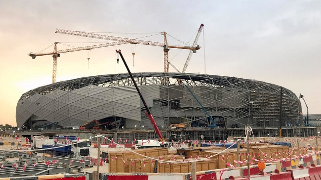 Qatar postpones launch of new 2022 World Cup venue