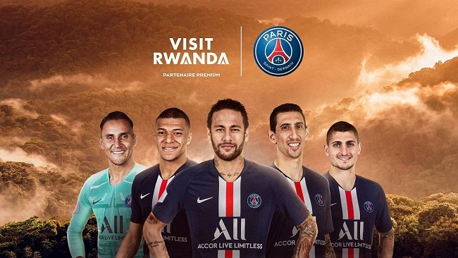 London now Paris: Rwanda signs tourism promotion deal with PSG