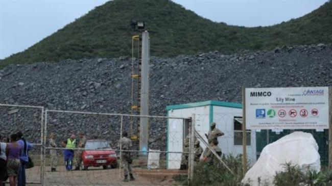 4 dead after rock collapse at South African gold mine