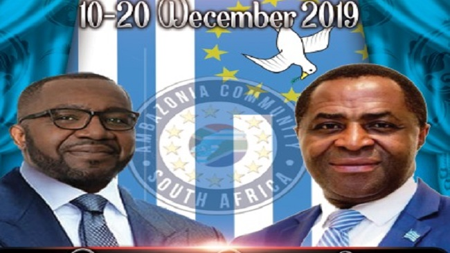 Ambazonia: Vice President Yerima to honour Sisiku Ayuk Tabe in historic South Africa Visit