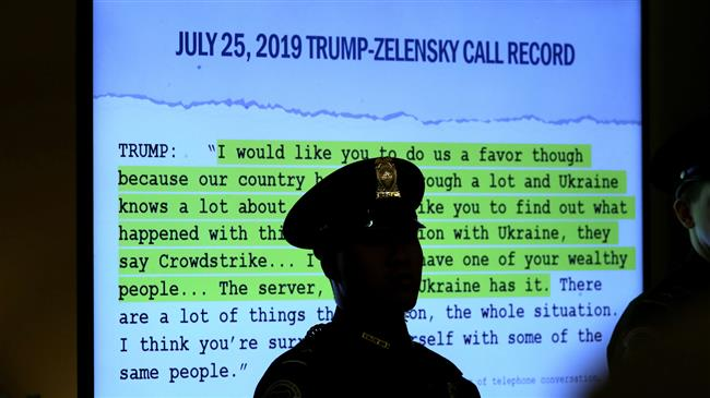 US: White House ordered freeze on Ukraine aid 90 minutes after Trump's call to Zelensky