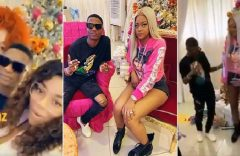 Yaounde: Controversy as Wizkid performs at private party for First Lady Chantal Biya and daughter