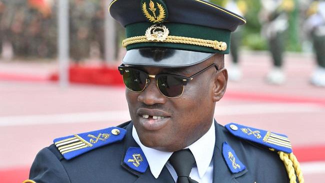 Ivory Coast military commander dies in New York