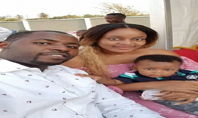 How a Southern Cameroons Magistrate, wife, 2 year old son died in gory auto crash in Yaoundé