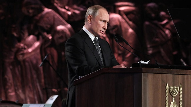 Russia: Putin backs amendment allowing him to stay in power beyond 2024