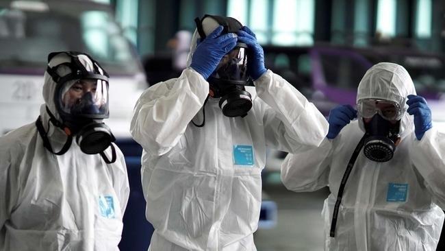 Cameroonian diagnosed with Coronavirus